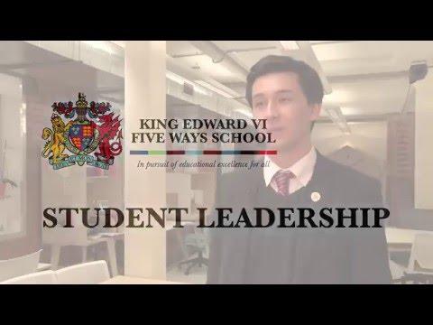 Student Leadership at KEFW