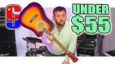 Budget acoustic guitar review - Stretton Payne D1 Review