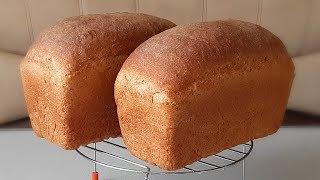 Ароматнейший пшенично -ржаной хлеб с солодом и тростниковым сахаром!