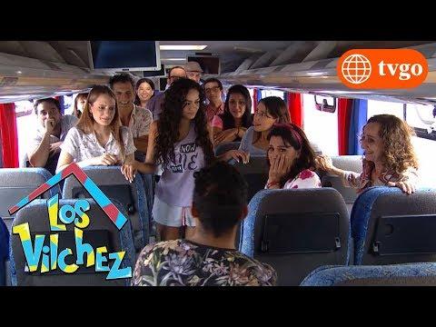 Los Vílchez - 09/04/2019 - Cap 70 - 2/5 - Gran final