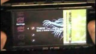 Putting Themes On Your Psp