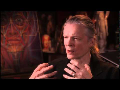 Alex Grey: My 1st DMT experience was very memorable