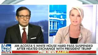 Chris Wallace: Jim Acosta 'embarrassed himself,' is a showboat