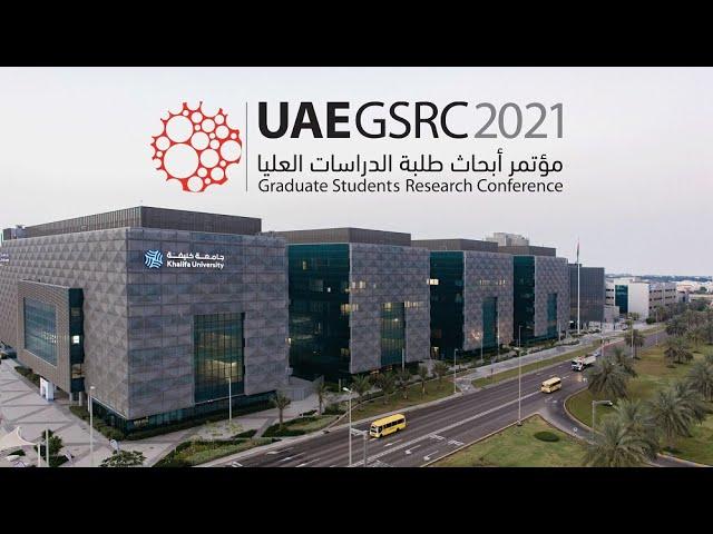 UAEGSRC21 - Opening Ceremony