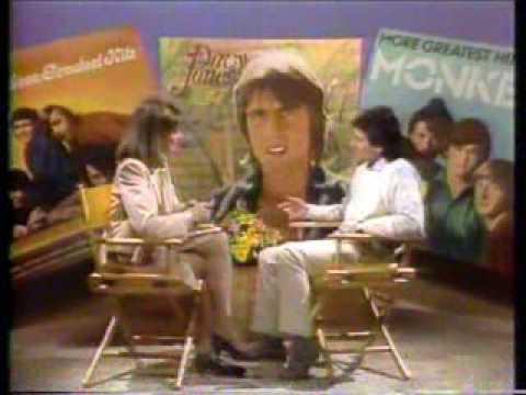 Short clip of Davy Jones interview (1984)