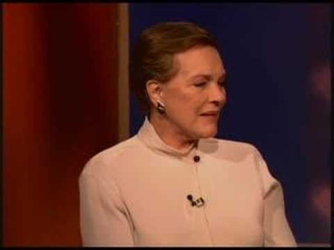 Julie Andrews on working with husband Blake Edwards