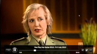 Transgender Lieutenant Colonel Cate McGregor speaks out about abuse & support in the Australian Army