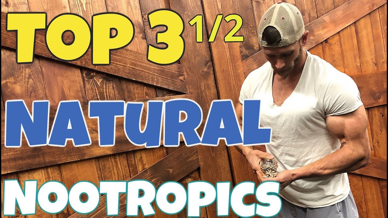Nootropics 3 Natural Ways To Boost Cognition Productivity Thomas
