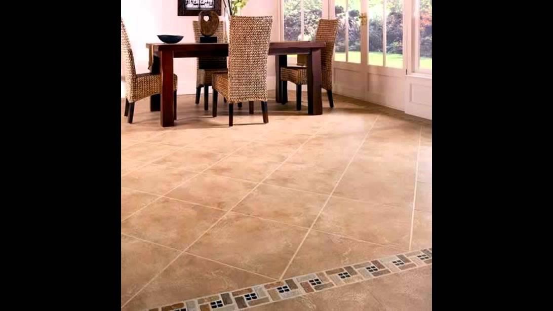 Ceramic Floor Tiles Youtube