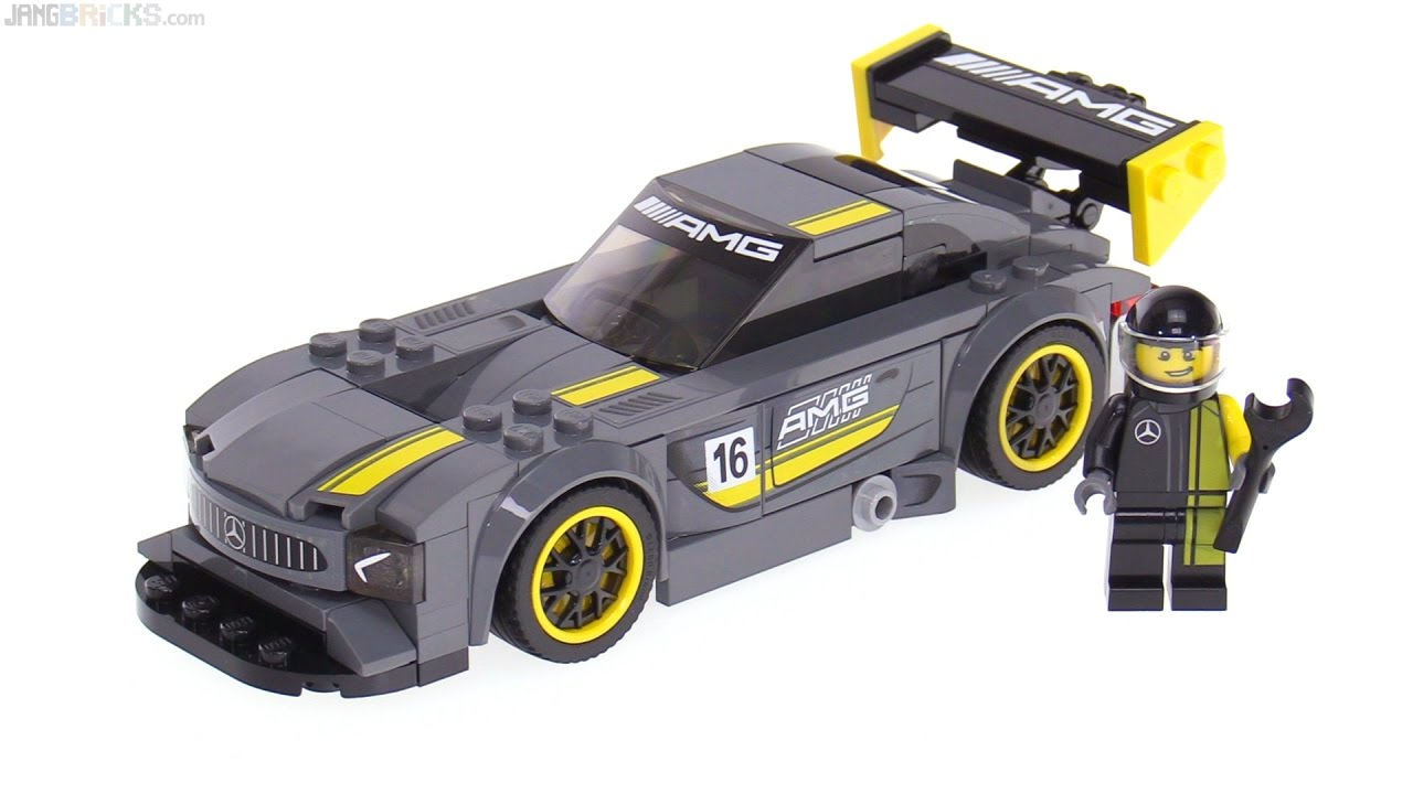 lego speed champions mercedes amg gt3 review 75877 youtube. Black Bedroom Furniture Sets. Home Design Ideas