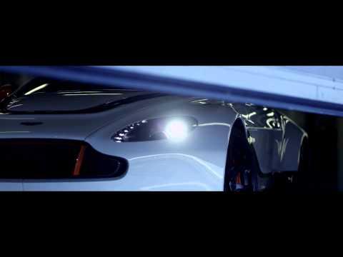 Aston Martin Vantage GT3, renombrado a GT12
