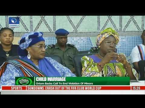 News Across Nigeria: FG Earmarks N1.6bn For Women Empowerment