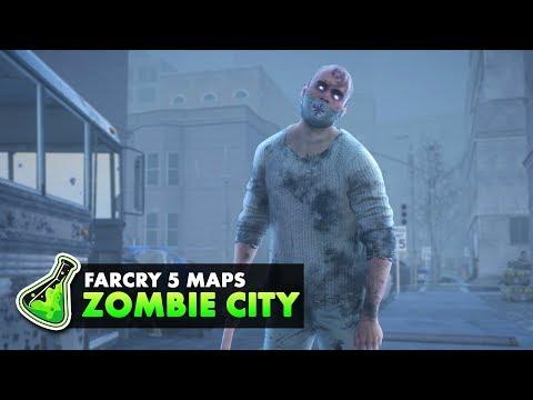 Far Cry 5 - Zombie City