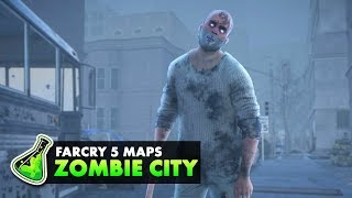 Far Cry 5 - Zombie City