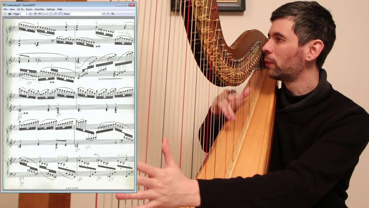 Cadenza! A look at the Grandjany cadenza from the Handel
