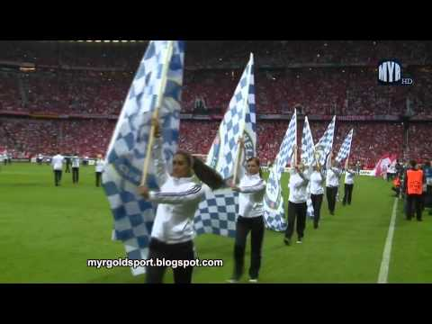 2012 UEFA Champions League Final Opening Ceremony, Allianz Arena, Munich