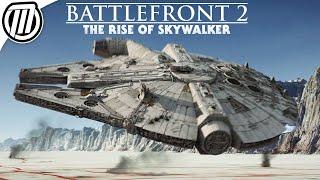 Star Wars Battlefront 2 Event! | RISE OF SKYWALKER Gameplay