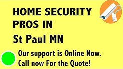 Best Home Security System Companies in St Paul MN