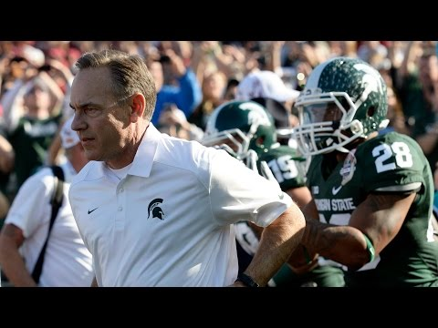 Mark Dantonio Talks Rivalry Between Michigan State And Michigan | CampusInsiders