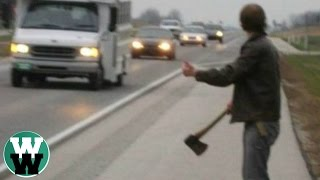 13 Creepiest Hitchhiking Stories