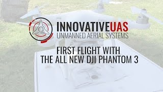 DJI Phantom 3 Compass Calibration and Return to Home