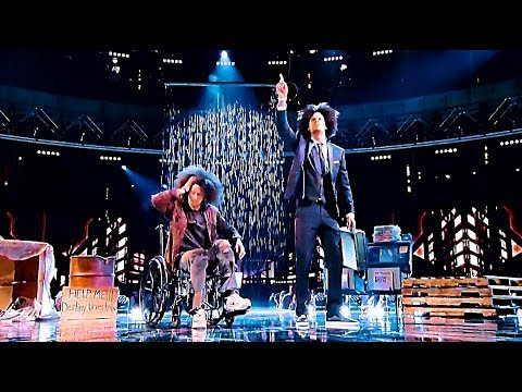 Les Twins World of Dance 2017 Final Full Performance (2.08.17)