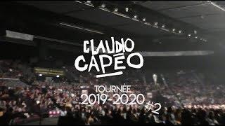 Claudio Capéo – Les coulisses de la tournée #2