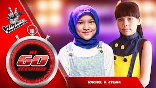Rachel & Eygra   The Voice Kids Indonesia GlobalTV 2016