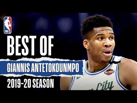 Best Of Giannis Antetokounmpo | 2019-20 NBA Season