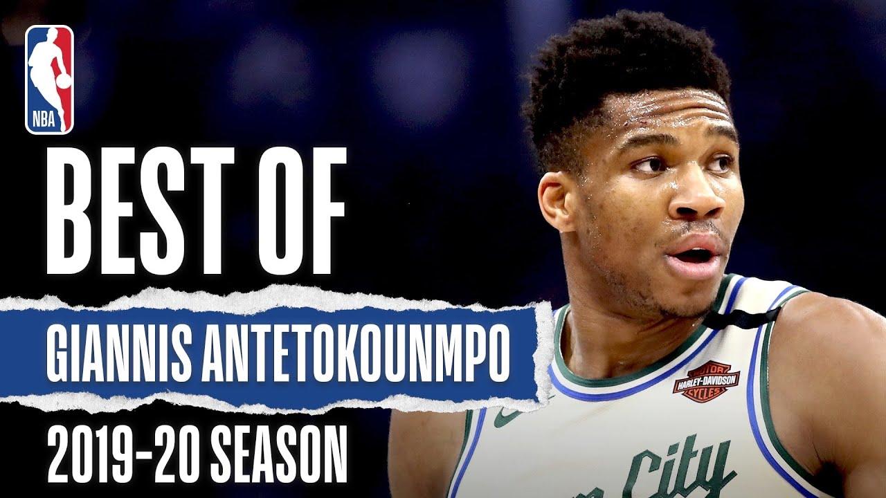 Download Best Of Giannis Antetokounmpo | 2019-20 NBA Season