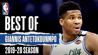Best Of Giannis Antetokounmpo | 2019-20 NBA Season