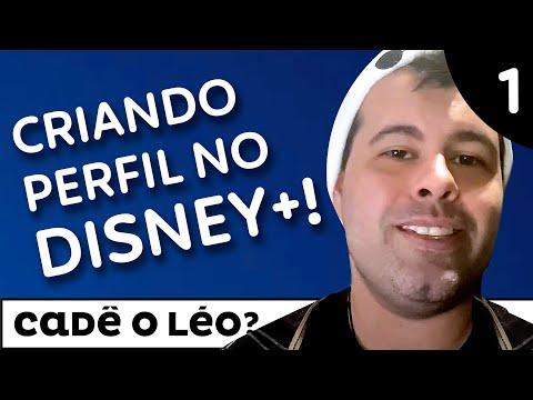 CRIANDO MEU PERFIL NO DISNEY+   EPISÓDIO 01: Primeiras Impressões  -  Planeta Disney+