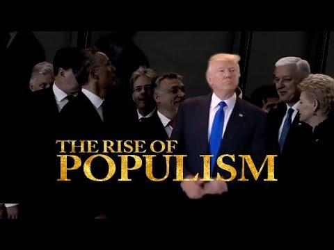 The rise of populism: from Le Pen to Trump with Cas Mudde