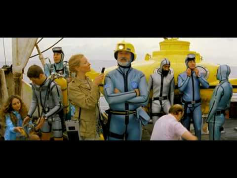 The Life Aquatic with Steve Zi... is listed (or ranked) 35 on the list The Best Hipster Movies