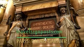 Palais Garnier - live tour of the Grand Paris Opera House