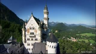 Neuschwanstein, el Castillo de la Bella Durmiente de Disneyland