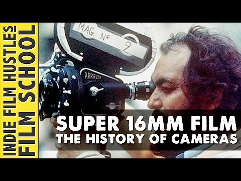 Super 16mm Masterclass :: History of 16mm Cameras - Indie Film Hustle
