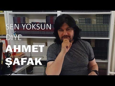 Download Ahmet Şafak - Sen Yoksun Diye (Canlı Performans)