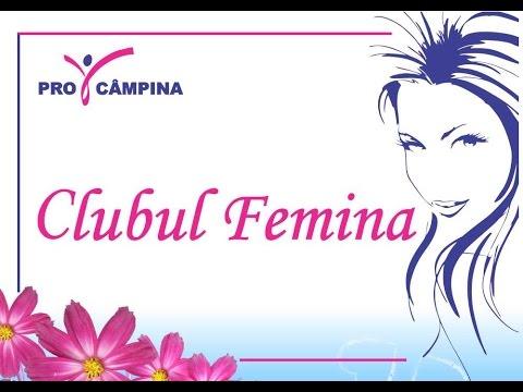 Club Femina - PRO Campina - 1 an