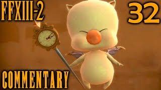 Final Fantasy XIII-2 Walkthrough Part 32 - Mog