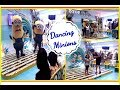 Meet & Greet Minions @ Westend Mall,Pune    Fun time with Minions- Danced and won prizes too