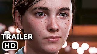 PS4 - The Last of Us 2 Gameplay Trailer (E3 2018)