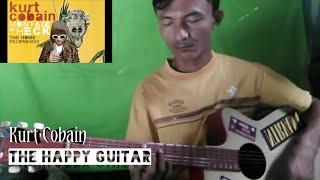 "Kurt Cobain ""The Happy Guitar"" ( Montage Of Heck Movie )"