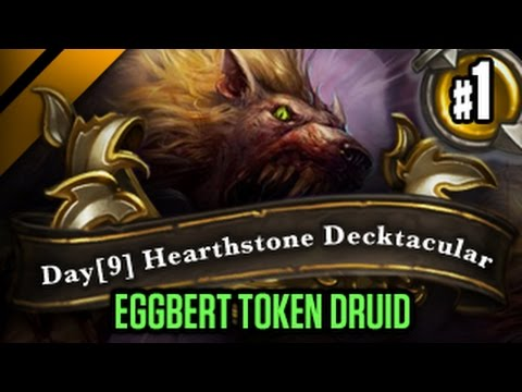 Breakedlol Warrior VS Gnimsh Druid Intense Ladder B