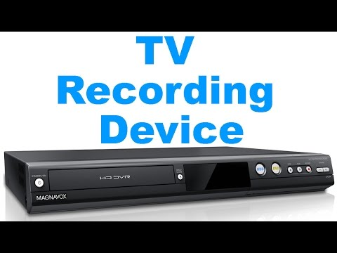 TV Recording Device - DVR Recorder For TV