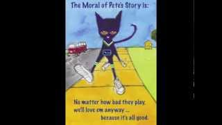"""Pete the Cat"" I Love My Canucks!"