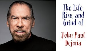 From Homelessness to Billionaire, John Paul Dejoria