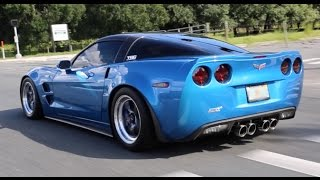 Blue Devil ZR1 -  820HP Corvette ZR1 Feature