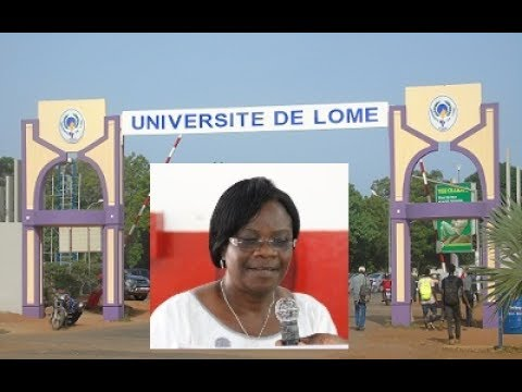 Université de Lomé: Le point avec la Vice présidente Kpegba (les avancées,les AG, l'affaire Satchivi