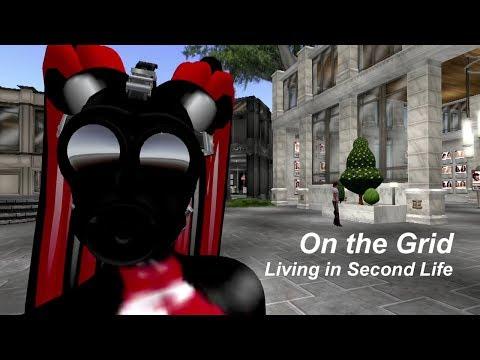 Second Life Documentary Machinima - On the Grid